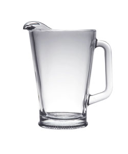 Glass Water Pitcher