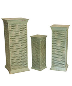 Green Plant Stands